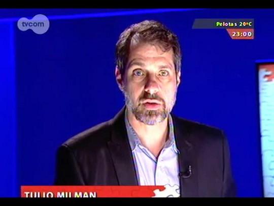 Mãos e Mentes - Poetisa, jornalista, cantora, atriz e declamadora Elisa Lucinda - Bloco 1 - 09/11/2014