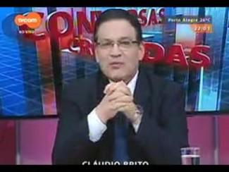 Conversas Cruzadas - O trabalho do novo Secretário da Segurança a partir de janeiro Wantuir Francisco Brasil Jacini - Bloco 1 - 16/12/2014