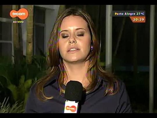 TVCOM 20 Horas - Encerramento da transição do novo governador eleito José Ivo Sartori - 17/12/2014