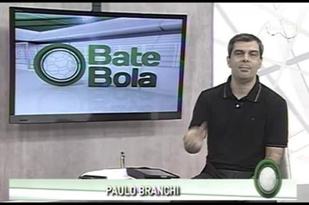 Bate Bola - A lesão de Juninho do Figueirense - 2ºBloco - 25.01.15