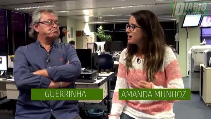 """Guerrinha: \""""O Grêmio tem time, mas ainda não tem um grupo\"""""""