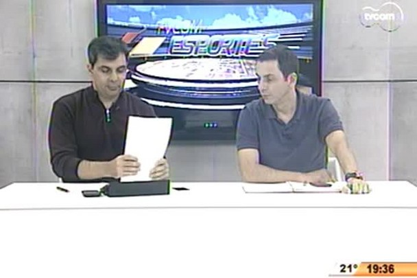 TVCOM Esportes - 3º Bloco - 23.04.15