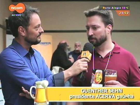 TVCOM Tudo Mais - \'Santo Cervejeiro\': os bastidores do maior encontro sobre cerveja caseira do Brasil