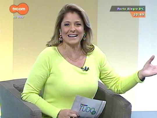 TVCOM Tudo Mais - Cléo Kuhn conta como será o inverno gaúcho