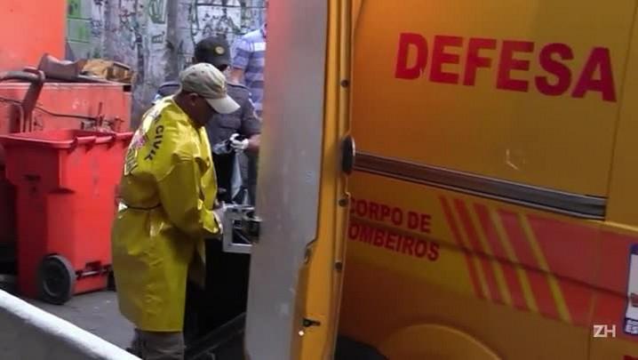 Homem morre após ser baleado no metrô do Rio