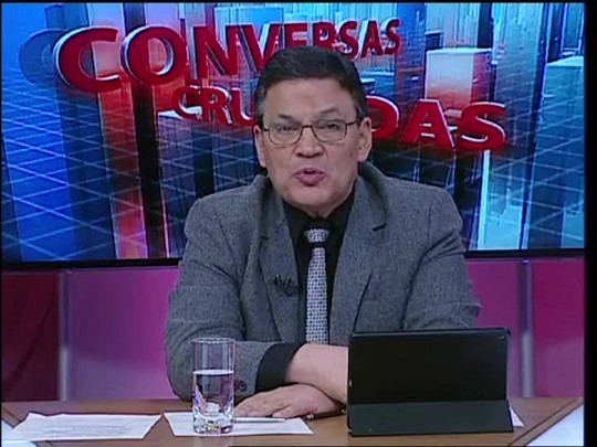 Conversas Cruzadas - Debate sobre os transtornos da chuva em todo o estado - Bloco 3 - 22/07/2015