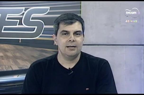 TVCOM Esportes. 2ºBloco. 25.08.15