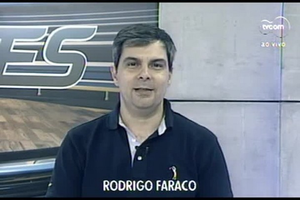 TVCOM Esportes. 1ºBloco. 11.09.15