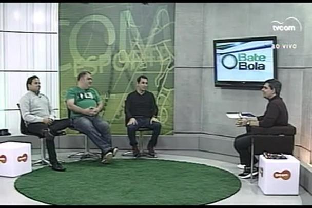 TVCOM Bate Bola. 4º Bloco. 02.11.15