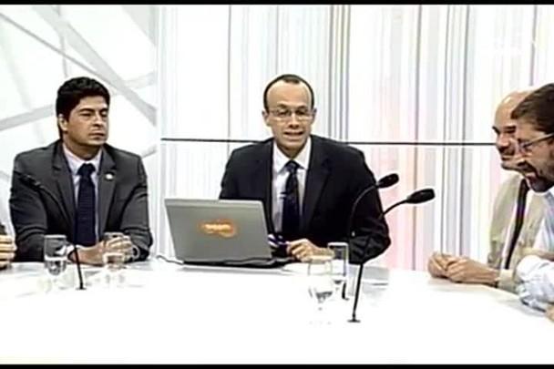 TVCOM Conversas Cruzadas. 4º Bloco. 06.11.15