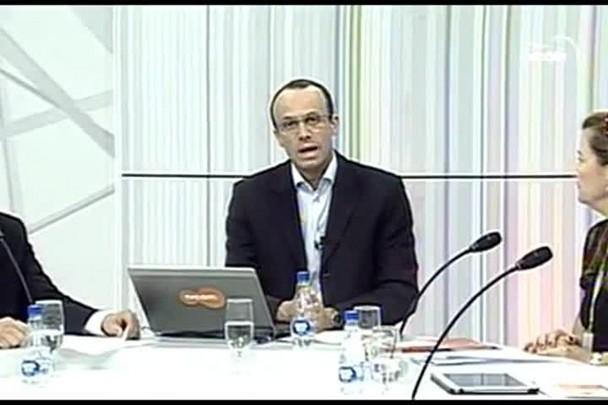 TVCOM Conversas Cruzadas. 3º Bloco. 07.03.16