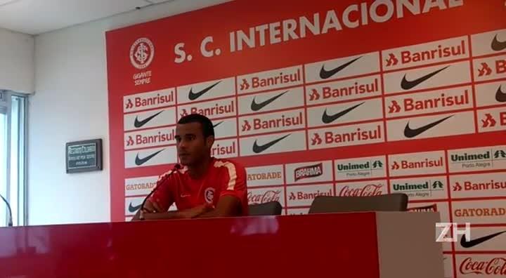 Ernando fala sobre os desfalques para jogo contra o Fluminense