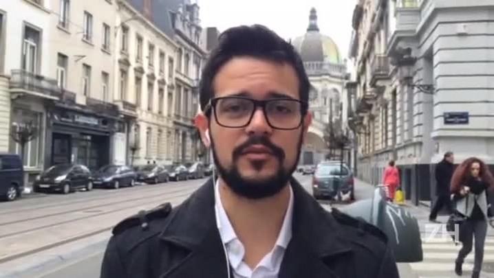 Jornalista relata clima em Bruxelas depois dos atentados