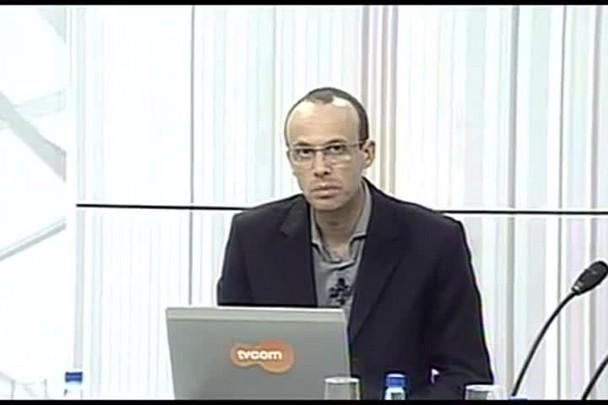 TVCOM Conversas Cruzadas. 3º Bloco. 21.03.16