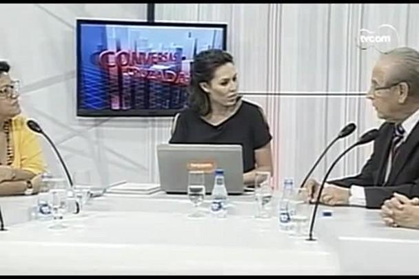 TVCOM Conversas Cruzadas. 2º Bloco. 05.05.16