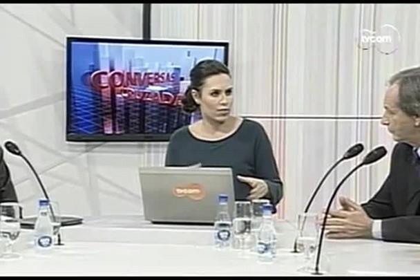 TVCOM Conversas Cruzadas. 2º Bloco. 09.05.16