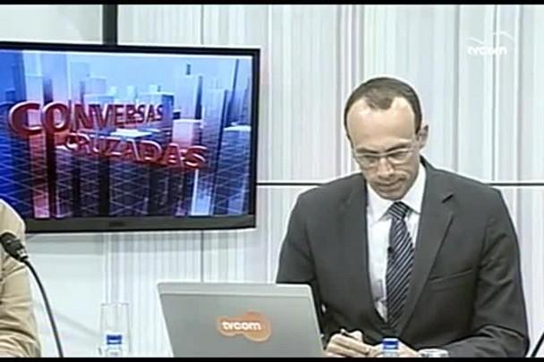 TVCOM Conversas Cruzadas. 4º Bloco. 25.05.16