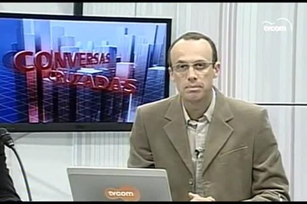 TVCOM Conversas Cruzadas. 3º Bloco. 02.06.16