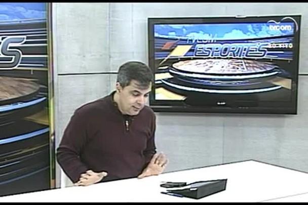 TVCOM Esportes. 4º Bloco. 02.08.16