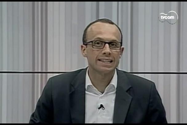 TVCOM Conversas Cruzadas. 1º Bloco. 22.09.16