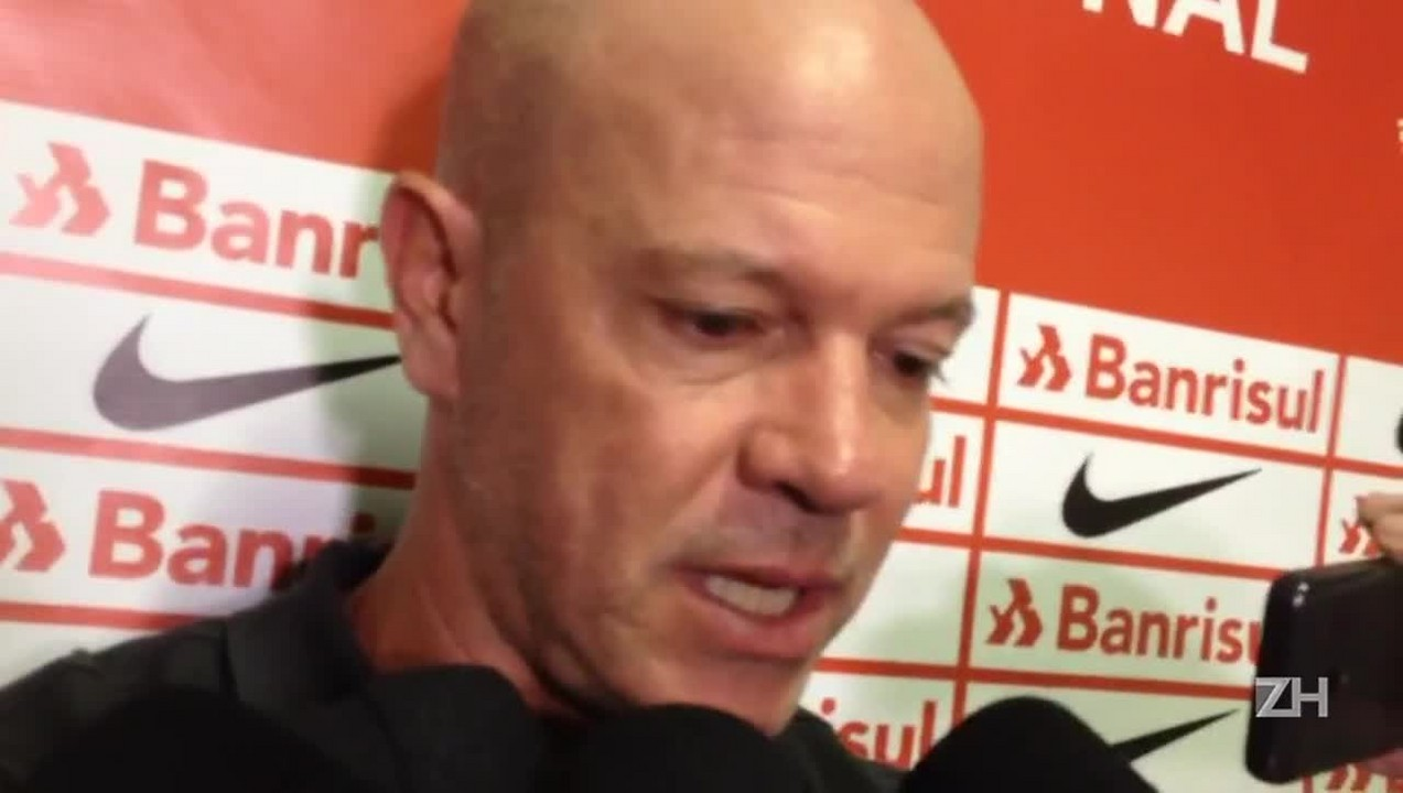 Zago fala sobre aproveitamento de D\'Alessandro contra o Brasil-Pel