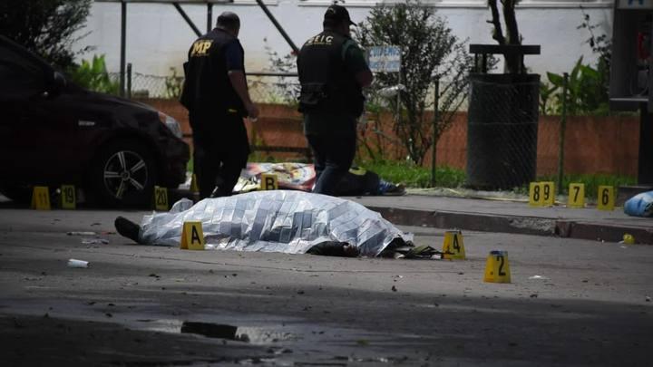 Tiroteio em hospital deixa 7 mortos na Guatemala