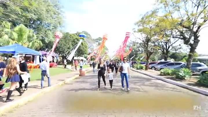 Festival do Japão une culturas tradicional e pop e Porto Alegre