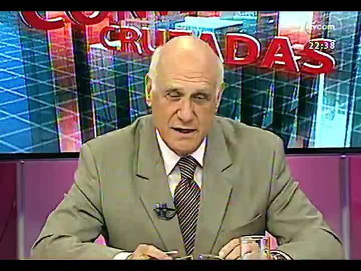 Conversas Cruzadas - A situação econômica do RS - Bloco 4 - 20/12/2012