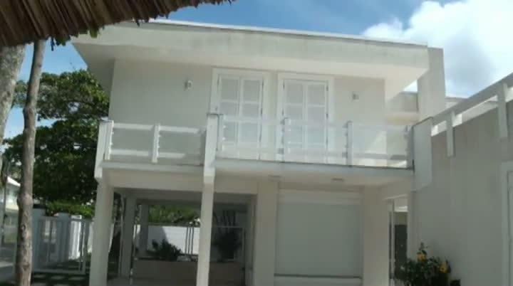Casarões de luxo conquistam turistas em Santa Catarina
