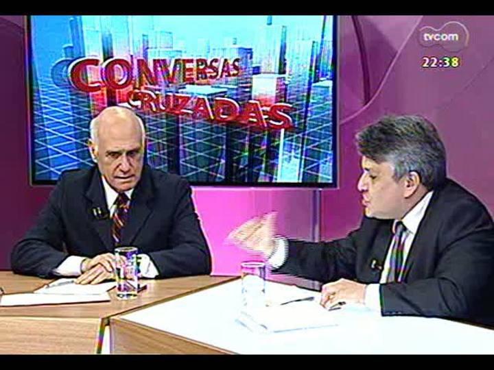 Conversas Cruzadas - Alianças partidárias amplas: governabilidade ou projetos de poder? - Bloco 2 - 03/01/2013