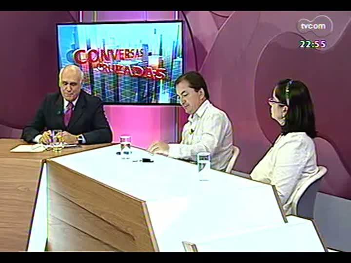 Conversas Cruzadas - Novas estratégias para a segurança pública e para o trabalho dos policiais - Bloco 3 - 21/01/2013