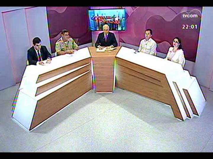 Conversas Cruzadas - Novas estratégias para a segurança pública e para o trabalho dos policiais - Bloco 1 - 21/01/2013