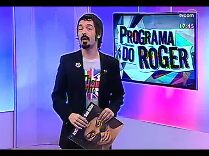 Programa do Roger - Confira a participação da Melody - bloco 1 - 08/03/2013