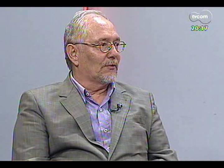 TVCOM 20 Horas - Análise do novo Papa e o perfil da Igreja Católica para os próximos anos - Bloco 2 - 13/03/2013