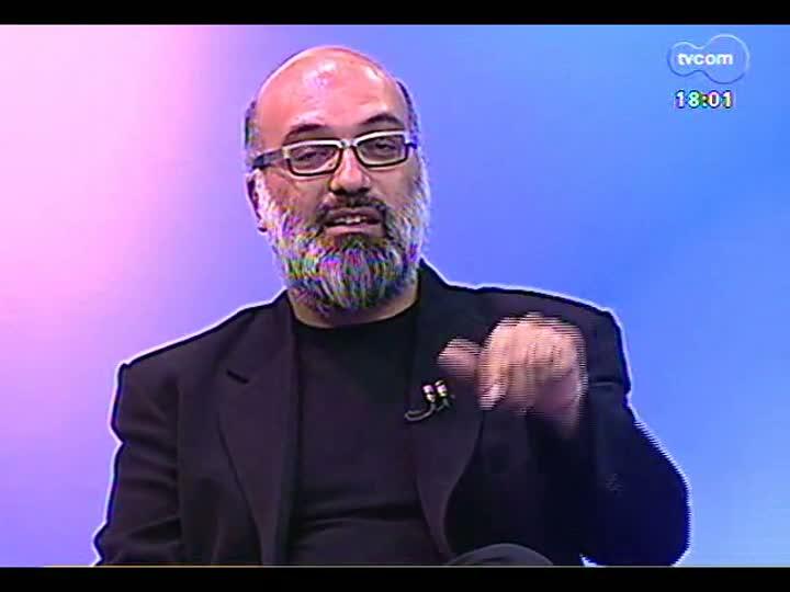 Programa do Roger - Léo Henkin e Kiko Ferraz falam sobre uma oficina de música para cinema - bloco 2 - 15/03/2013