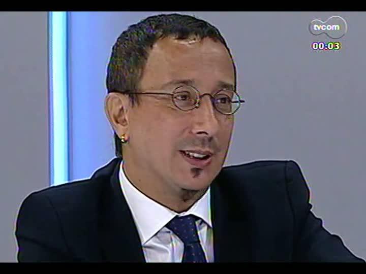 Mãos e Mentes - Estrategista de Marcas e vice-presidente de Planejamento e Marketing da ADVB, Arthur Bender - Bloco 4 - 19/03/2013