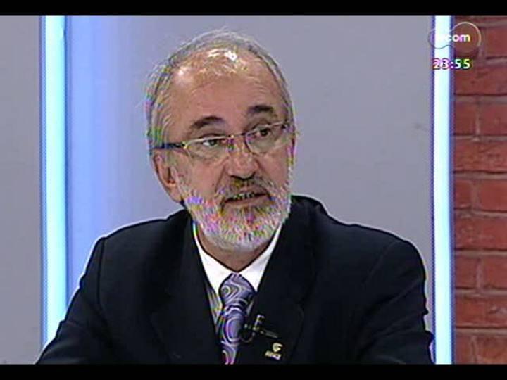 Mãos e Mentes - Reitor da Feevale, Ramon Fernando da Cunha - Bloco 3 - 22/03/2013