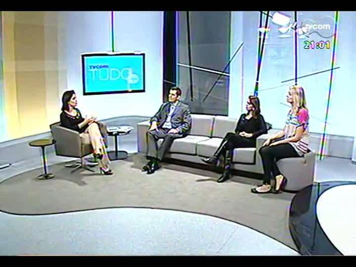 TVCOM Tudo Mais - Pesquisa sobre jovens que desejam alcançar independência financeira