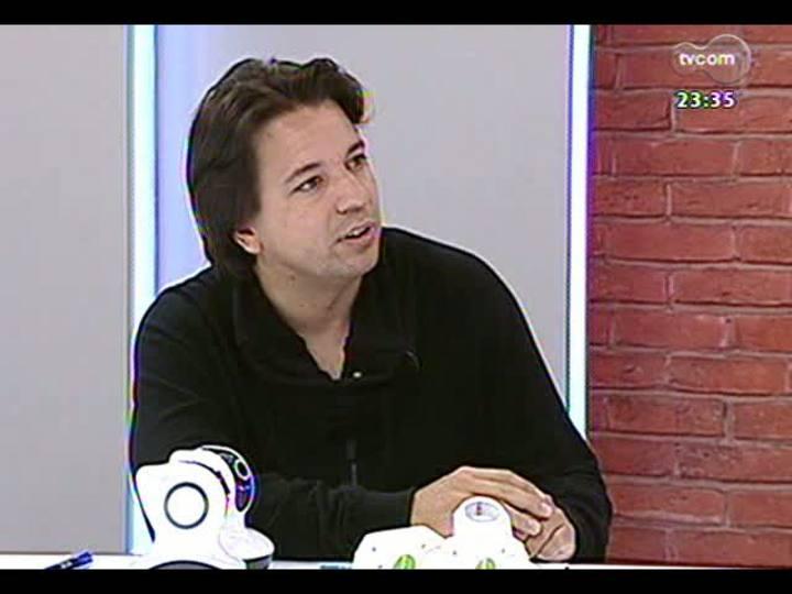 Mãos e Mentes - Diretor da Globosense, Marcelo Pias - Bloco 1 - 13/06/2013