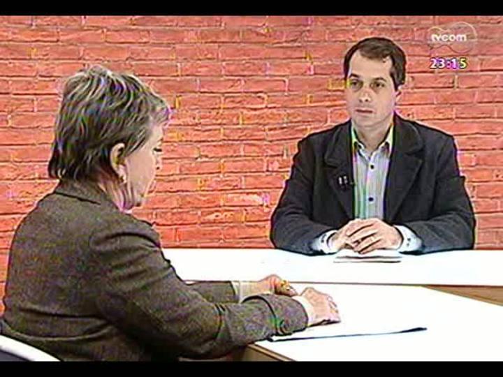 Mãos e Mentes - Primeira mulher eleita como presidente do TRE-RS, Elaine Harzheim Macedo - Bloco 1 - 16/06/2013