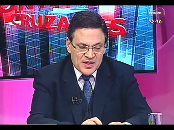 Conversas Cruzadas - Debate sobre o projeto de lei do PT que propõe estatização do transporte coletivo de Porto Alegre - Bloco 2 - 05/07/2013