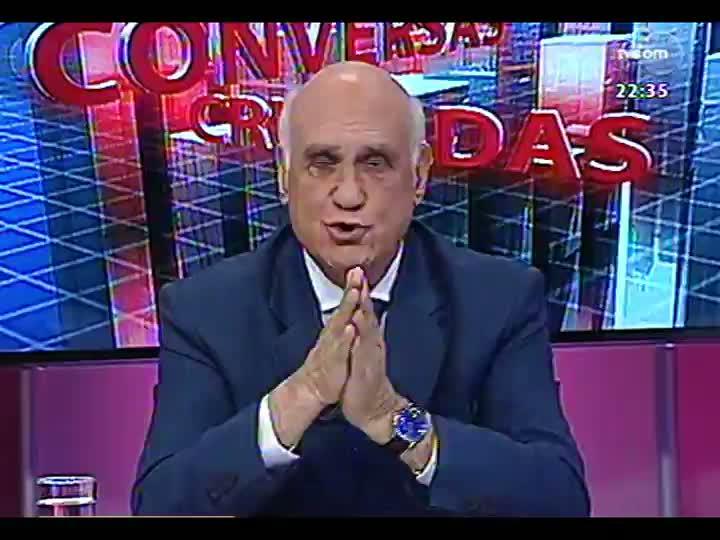 Conversas Cruzadas - O impasse para a desocupação da Câmara de Porto Alegre - Bloco 2 - 15/07/2013