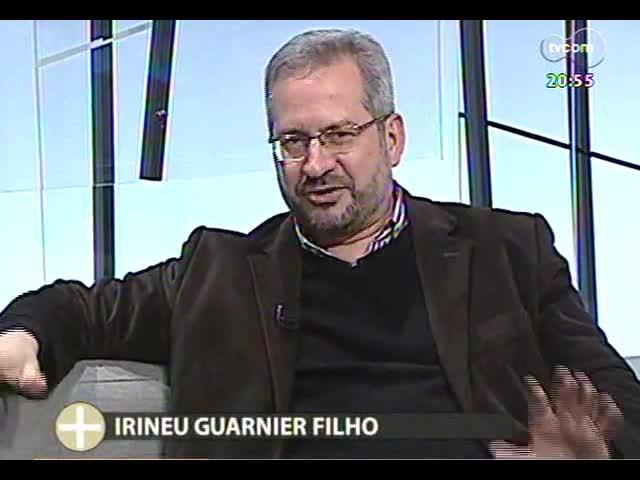 TVCOM Tudo Mais - Irineu Guarnier Filho fala da indicação de vinhos para a primavera