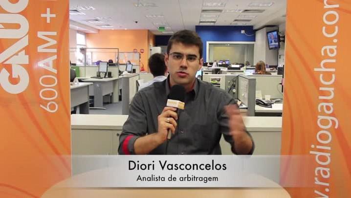 Arbitragem gaúcha merece destaque no Brasileirão 2013 - 09/12/2013