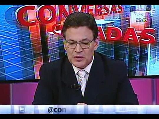 Conversas Cruzadas - Governistas e oposicionistas debatem sobre o desempenho da Assembleia e do governo Tarso - Bloco 3 - 18/12/2013