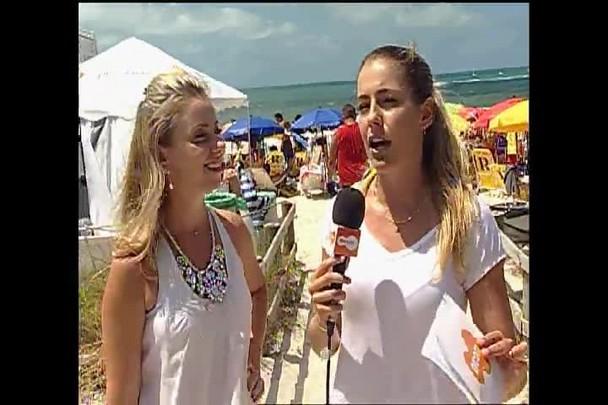 TVCOM Tudo Mais - Perguntas para a virada com Carolina Linhares - 31/12/2013
