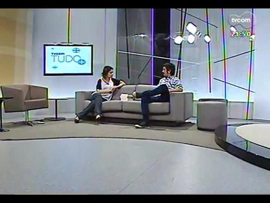 TVCOM Tudo Mais - Lúcio Brancato dá dicas biografias musicais
