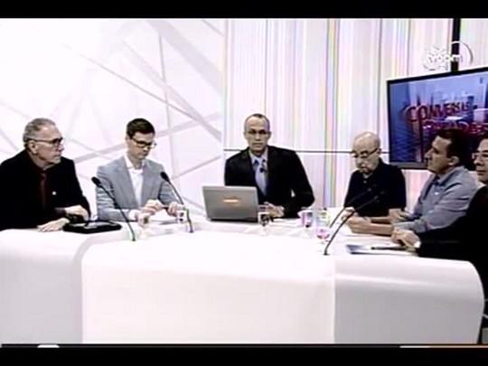 Conversas Cruzadas - 2o bloco - Falta de água - 06/01/2014