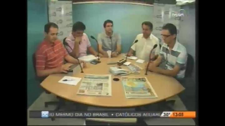 Rodrigo Pastana vê Figueirense entre os favoritos com chegade de Marcos Assunção