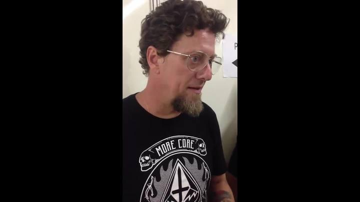 Canisso dos Raimundos comenta formação da banda